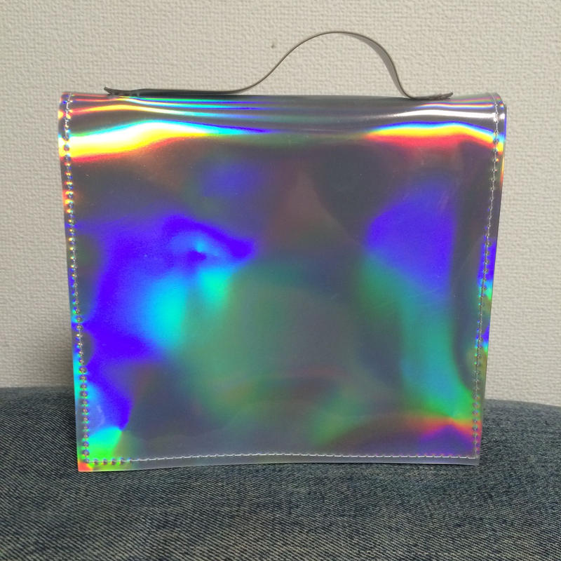 Holographic mini bag