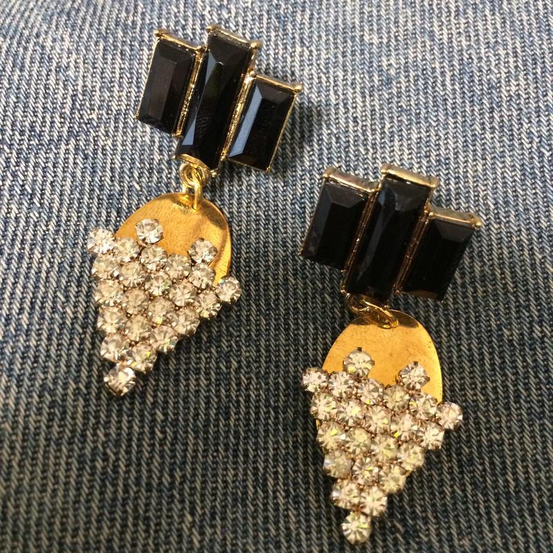 Vant jag earrings