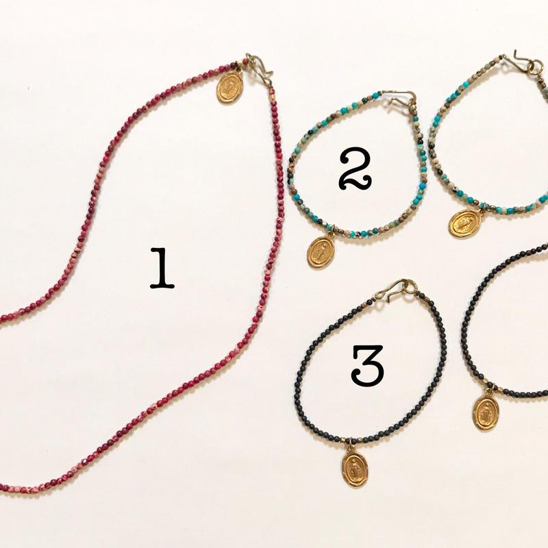 LIMITED QTY /  necklace and bracelet