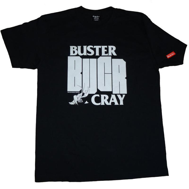 BUCR T-SHIRT(BLACK)