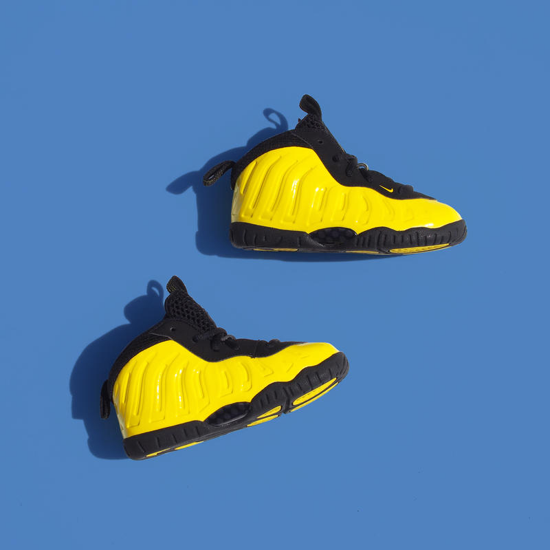 """AIR LITTLE POSITE ONE TD """"OPTIC YELLOW"""""""