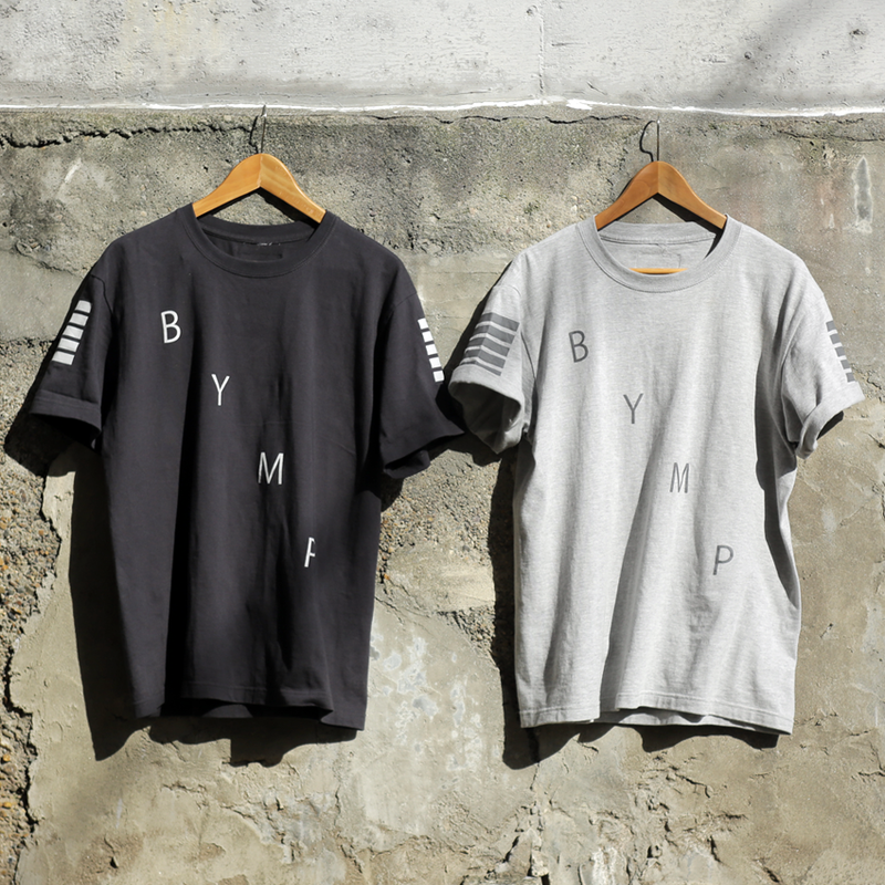 【Sale Item】BYM&P Staff Notation Tee