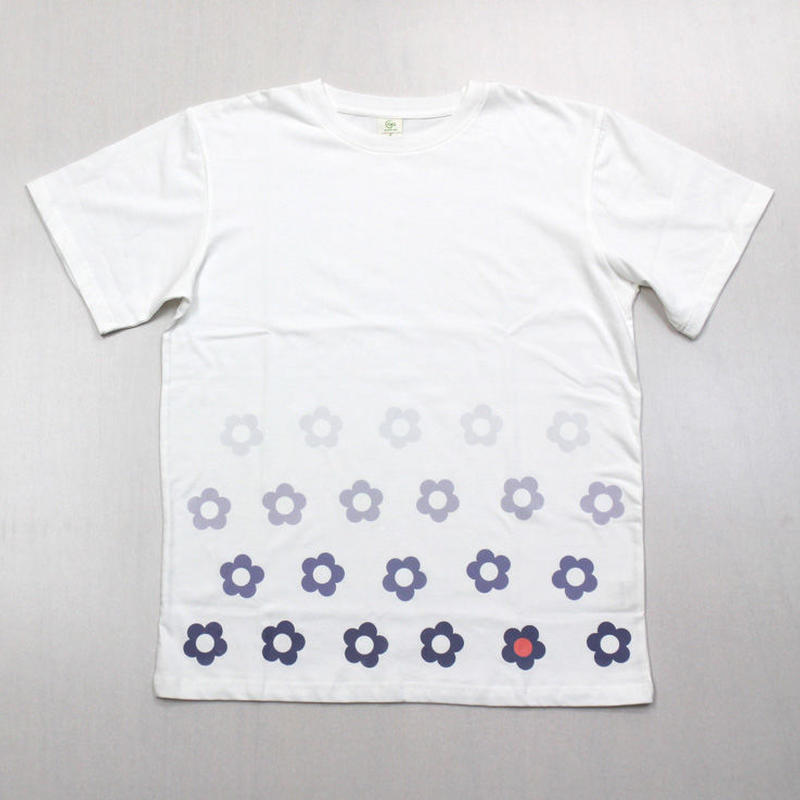 Tシャツ flowers