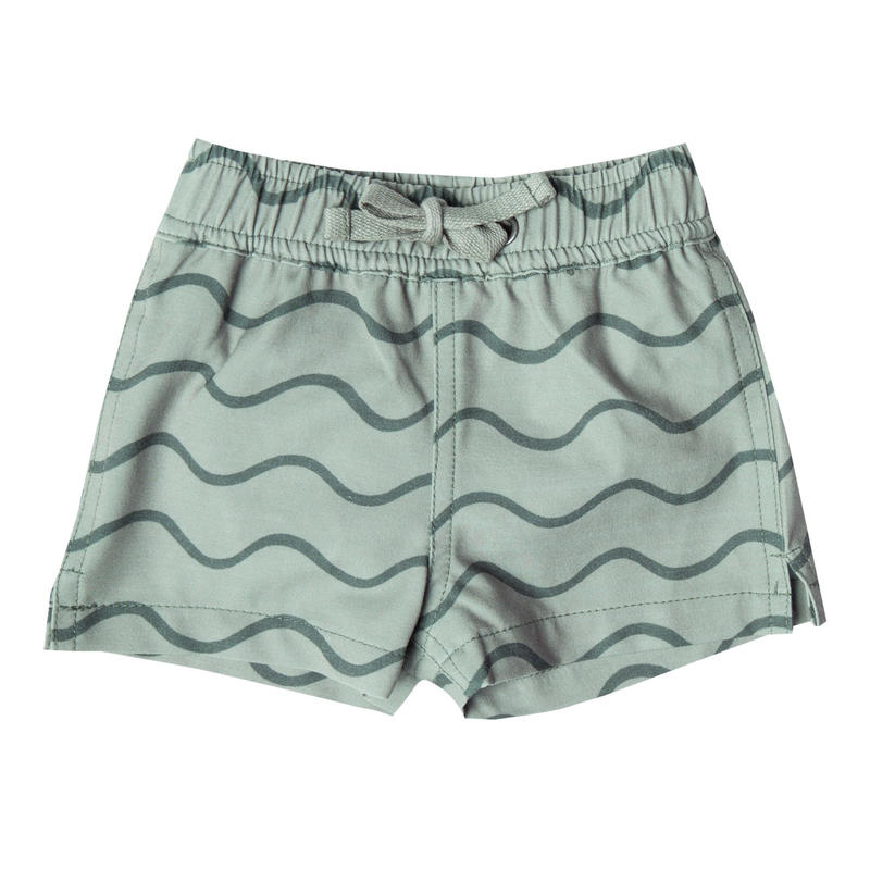 rylee&cru  rolling waves  swim trunk