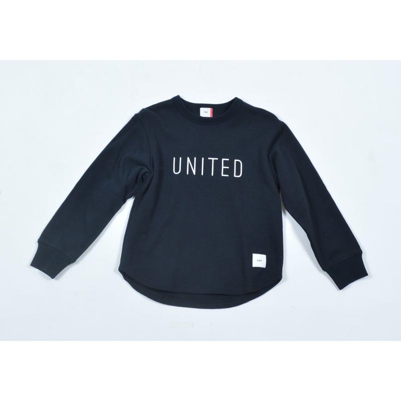 FOV UNITED スウェット(ブラック)