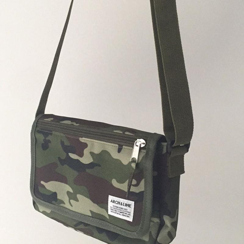 ARCH&LINE MESSENGER BAG(CAMO)