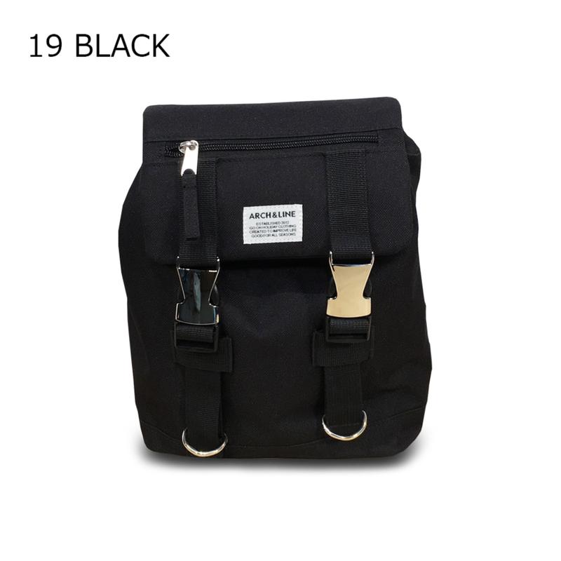 ARCH&LINE UTILTY BAG MINI (BLACK)