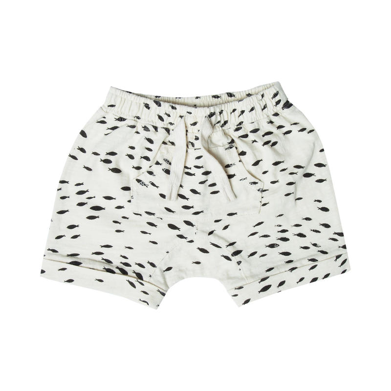 Rylee&cru   fish front pouch short