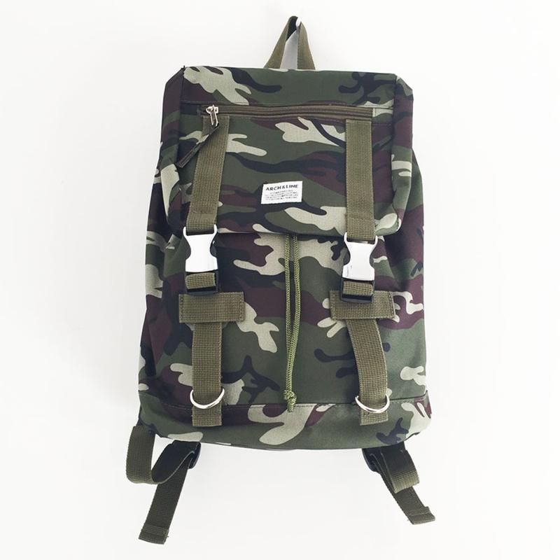 ARCH&LINE UTILITY BAG (CAMO)