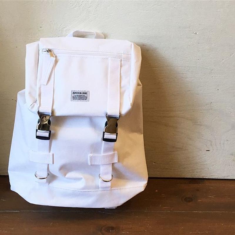 ARCH&LINE UTILITY BAG (WHITE)