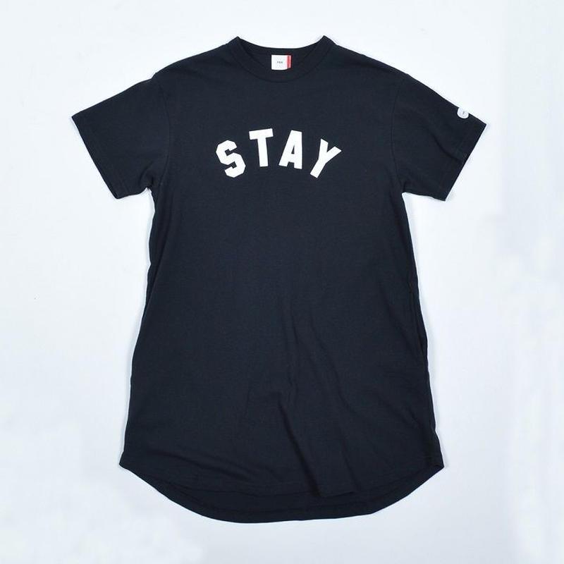 FOV STAY  Tワンピース(ブラック)