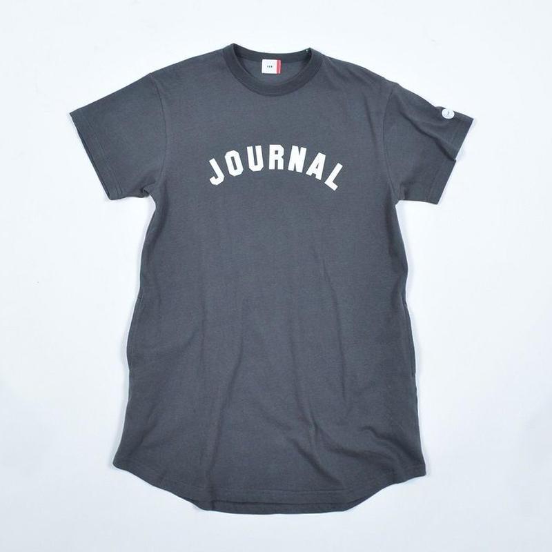 FOV   JOURNAL   Tワンピース(チャコールグレー)