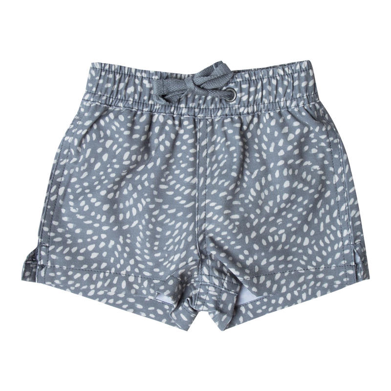 rylee&cru  dash waves swim trunk
