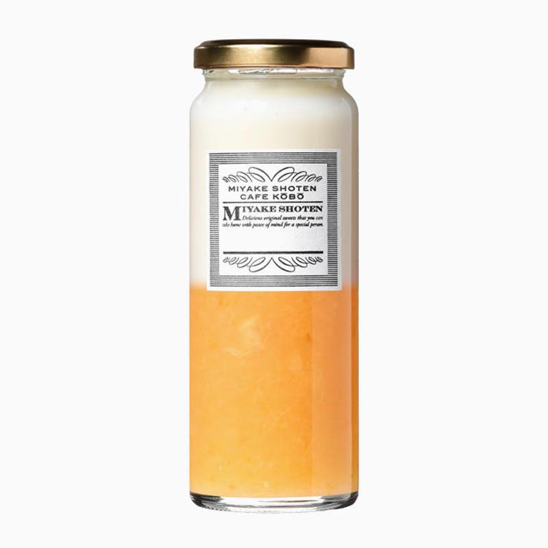 ジャム大 岡山産白桃×ミルク