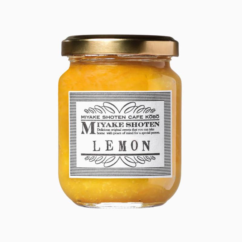 ジャム小 瀬戸内産レモン