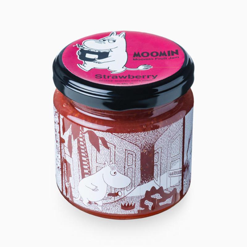Moomin Fruits Jam [3月上旬~5月上旬] イチゴ