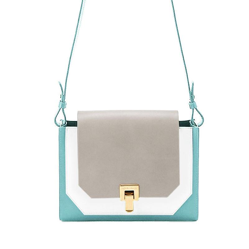 POCHETTE CLUTCH BAG / SKY   Limited Color