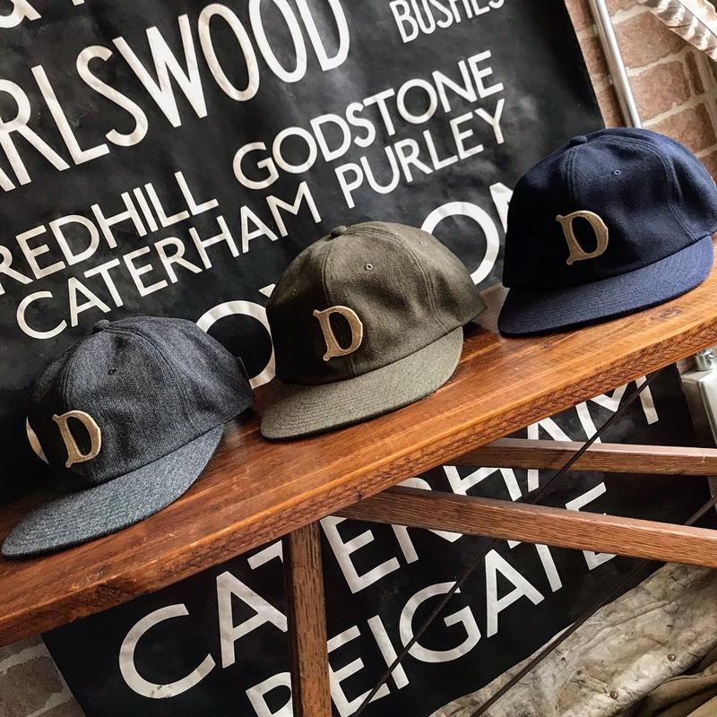 THE.H.W.DOG & CO. / BASEBALL CAP