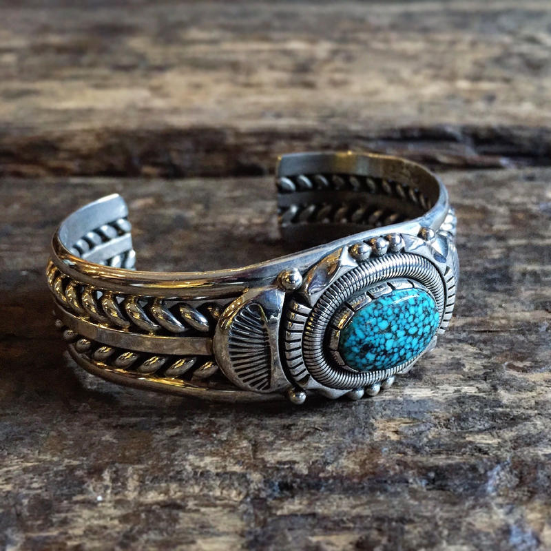 willvandever / turquois bracelet  (KING MAN )