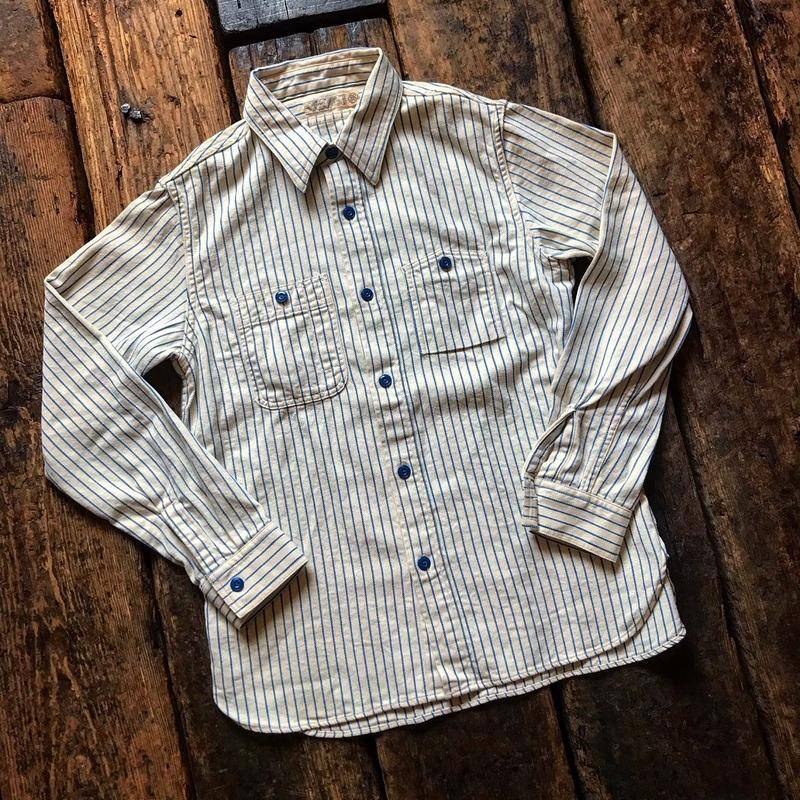 FULLCOUNT /YAMAPOKE WORK SHIRT