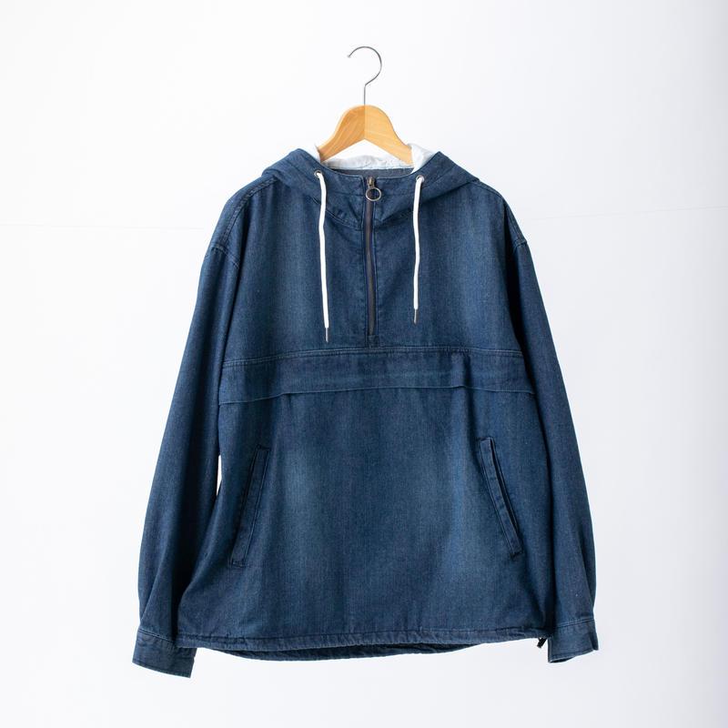 アノラックジャケット BOOST 91BS03 BLK / BLU