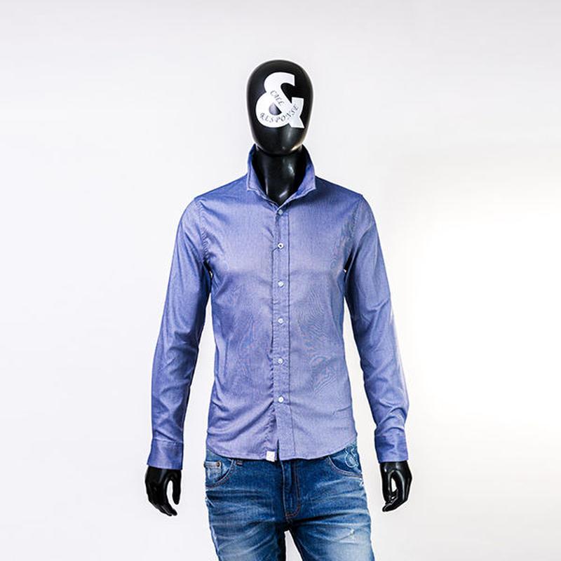 ストレッチOXワイヤーシャツ  /  152-1211-04
