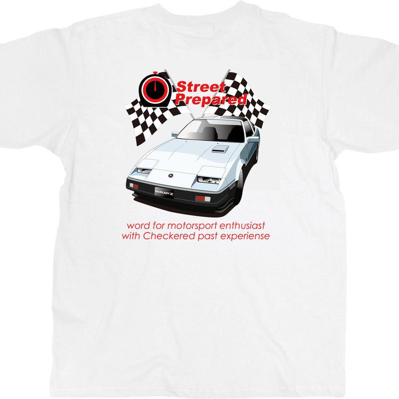 SP022 Japanese Z car T-shirt