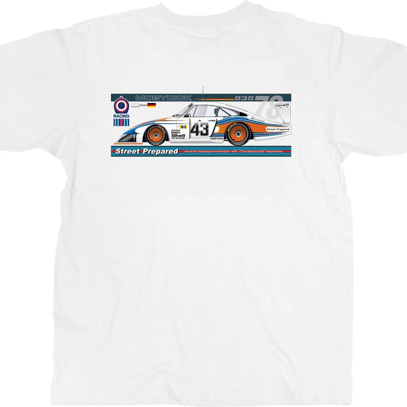 SP039a 935 MOBYDICK T-shirt