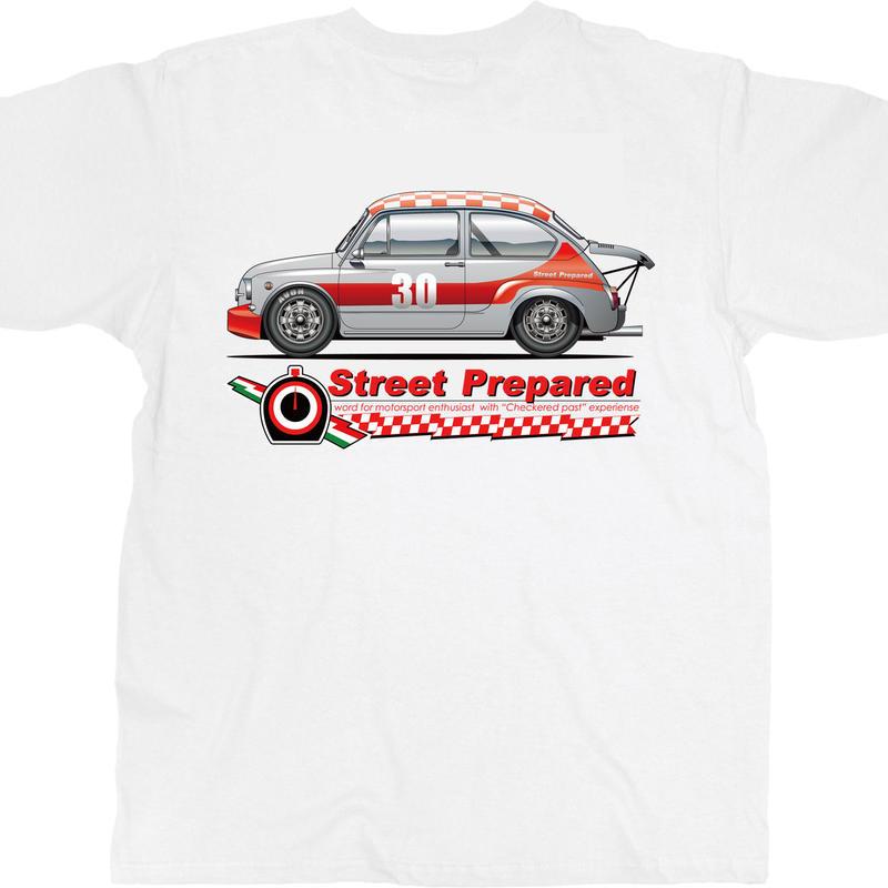 SP0302b 1000TCR B T-shirt
