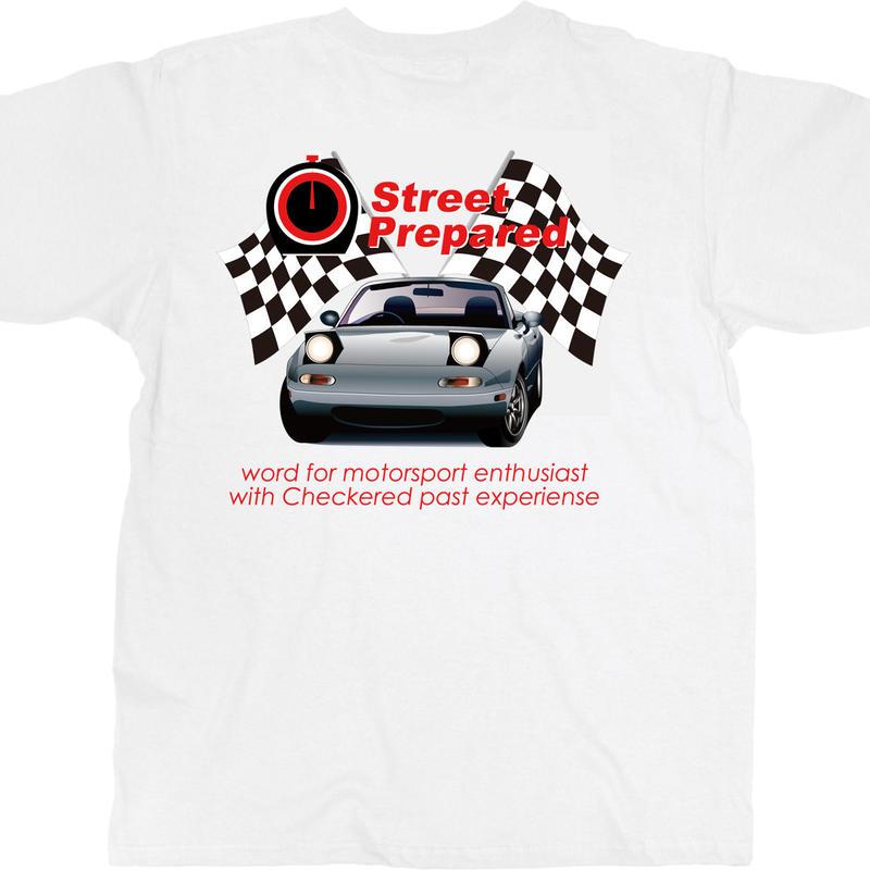 SP021 Japanese Roadster T-shirt
