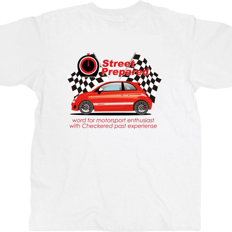SP033R 595 Rosso T-shirt