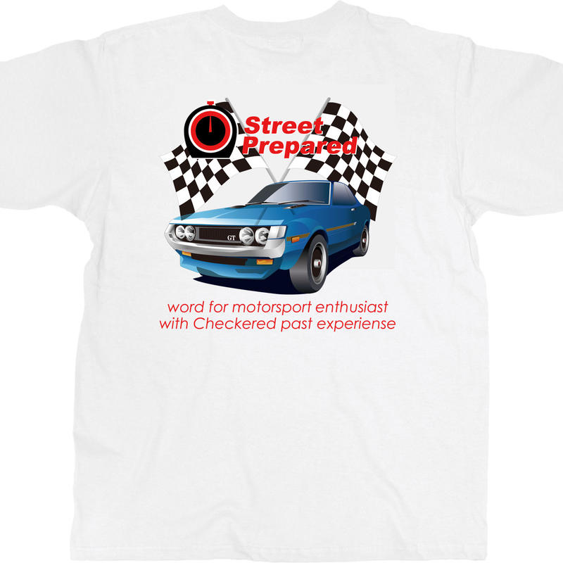 SP023 DARUMA GT T-shirt