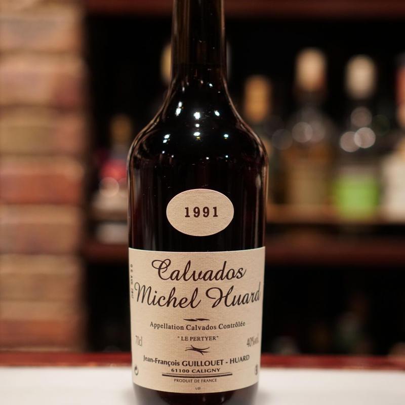開業15周年記念ボトル第1弾。ミッシェルユアール1991。6月4日より発送。