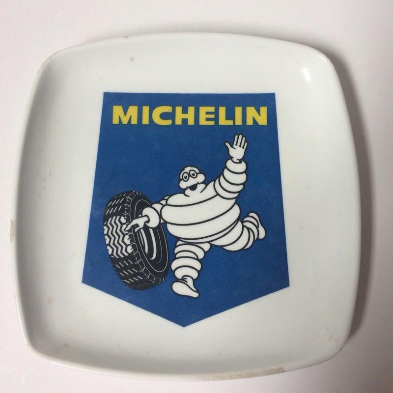 1960年代 ミシュラン ビバンダム ヴィッドポッシュ 小物トレイ