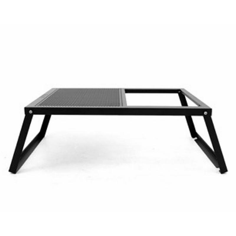 auvil ブラックラウンジマルチテーブル