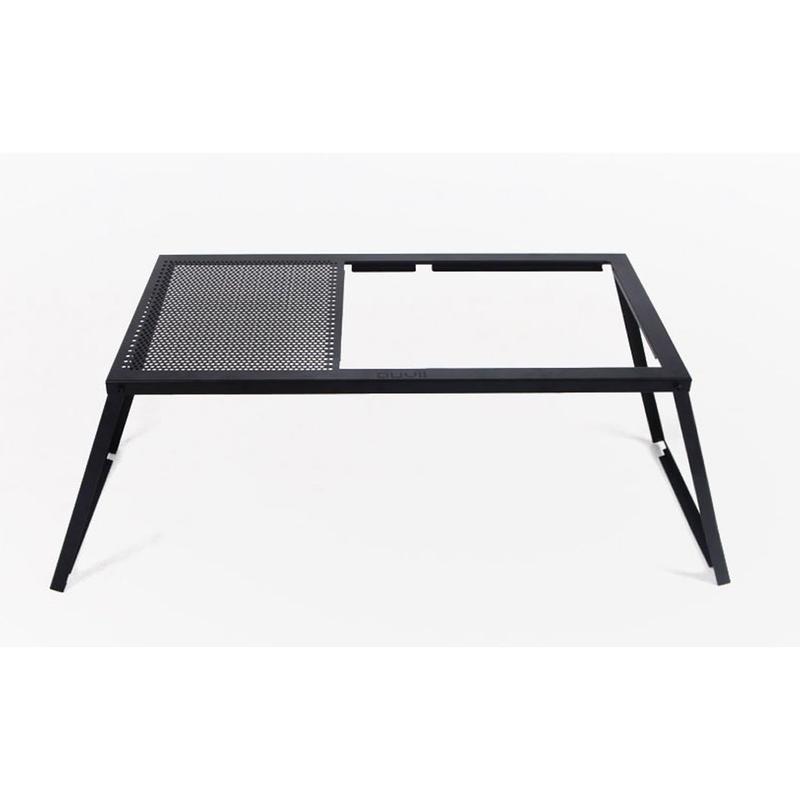 auvil ブラックガーデンツインテーブル