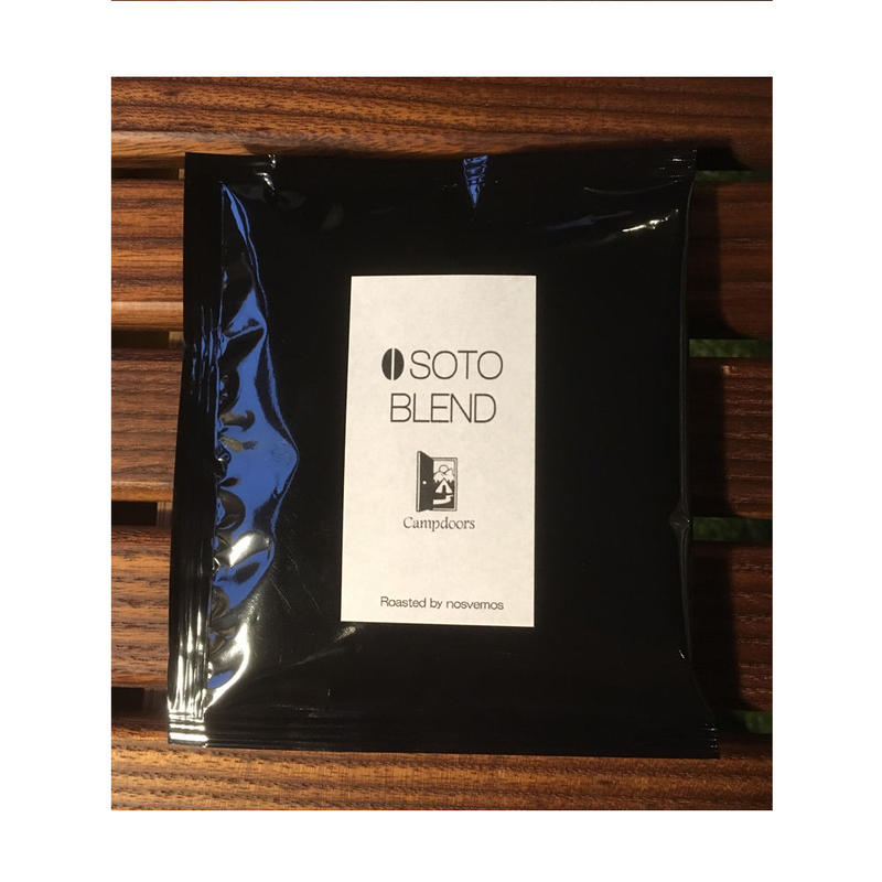 Campdoors / OSOTO BLEND COFFEE ドリップバッグ (5個入り)