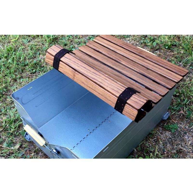 urban blind design - 2way lid table -シェルフコンテナ50専用 2way リードテーブル