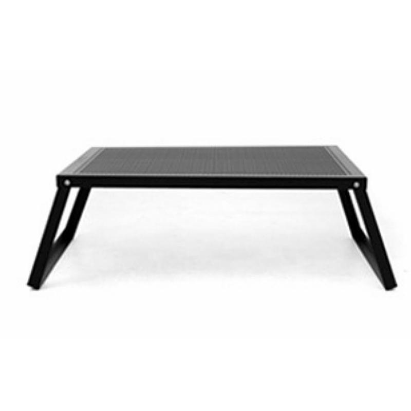 オーヴィル(auvil) ブラックラウンジテーブル