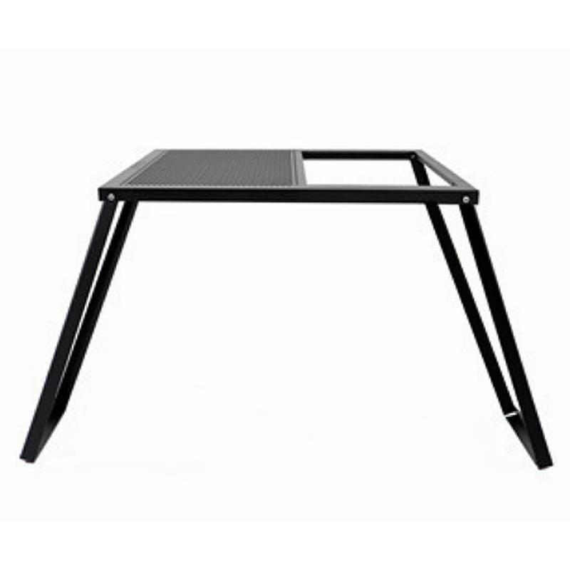 オーヴィル(auvil) ブラックガーデンマルチテーブル