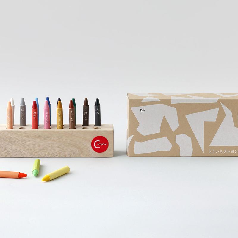 Camphor original package とういちクレヨン