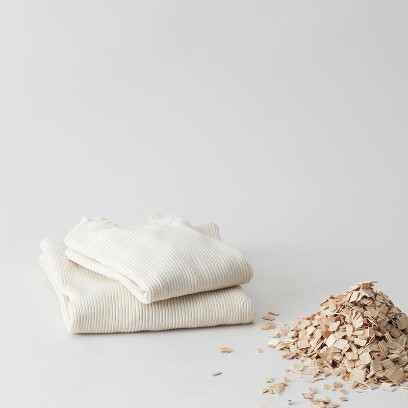 CM021803 / hinoki cotton rib knit  mother