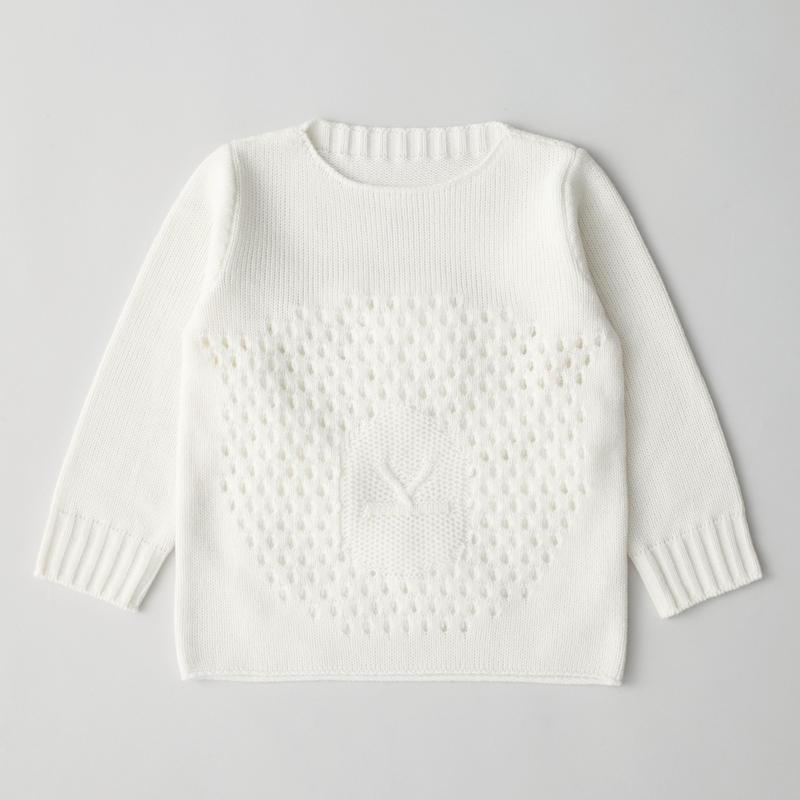 """friendly knit"" animal sweater sheep"