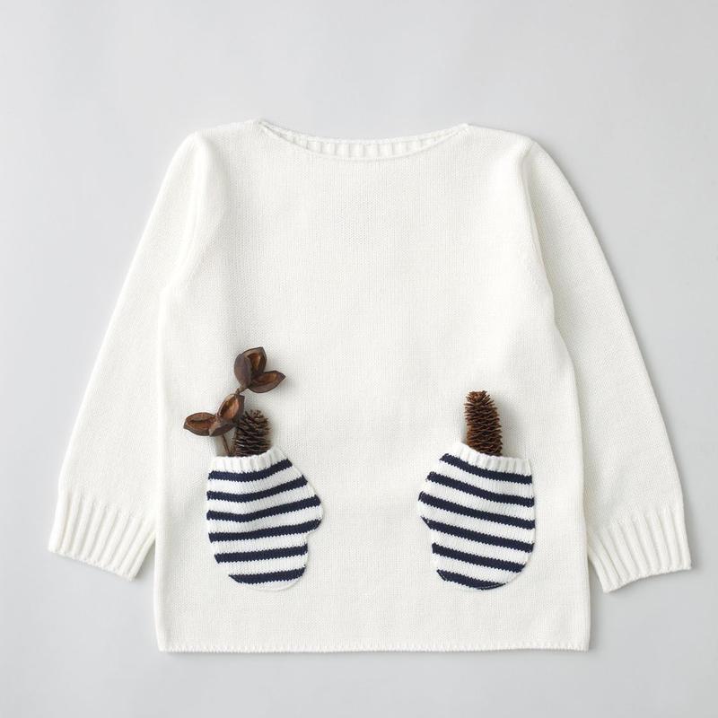 """friendly knit"" mitten sweater border"