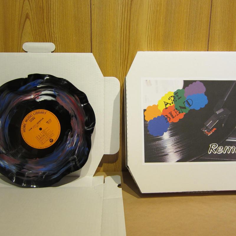 レコード キャンドルホルダー 12インチ <セミオーダー>