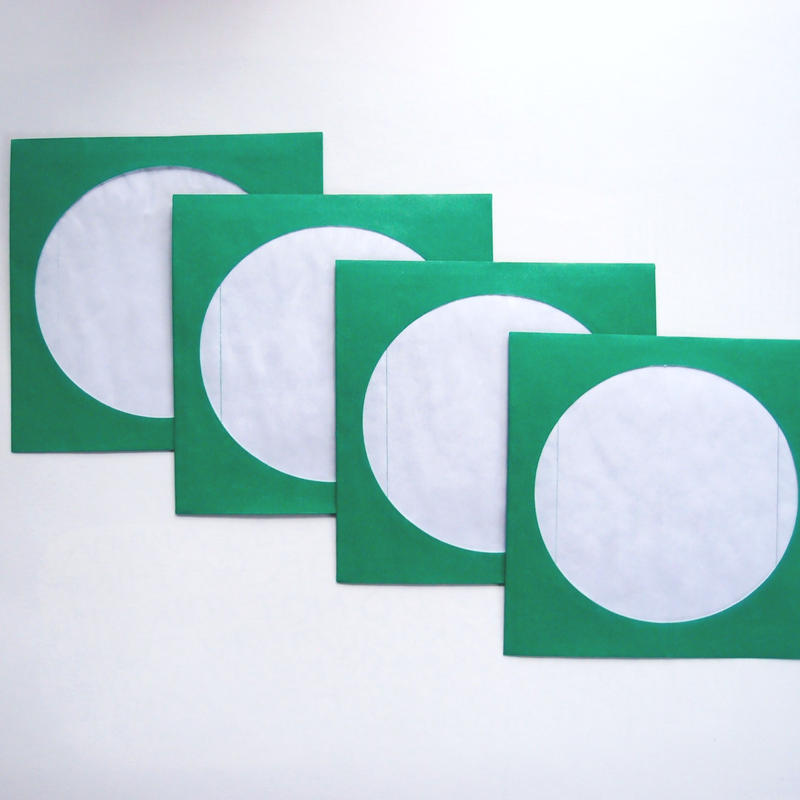 COLOR ENVELOPES_GREEN×4