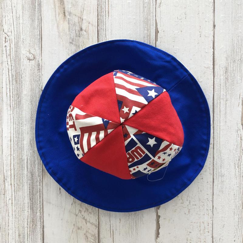 babyMORIyumi リバーシブル帽子.575