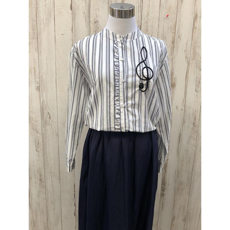 フリルシャツ.509