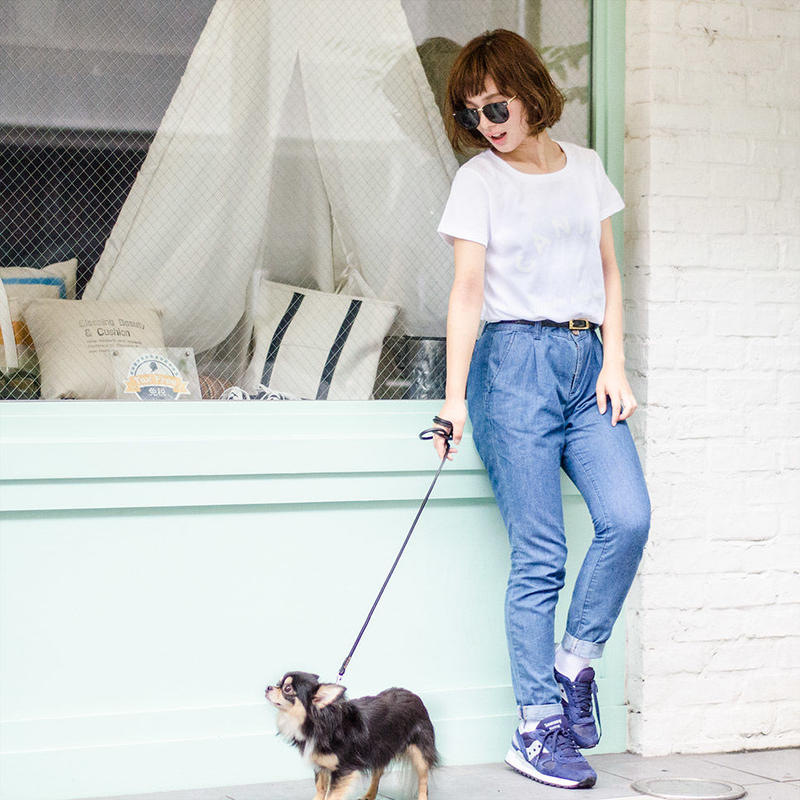 CANINI-TOKYO Tee All White Ver.