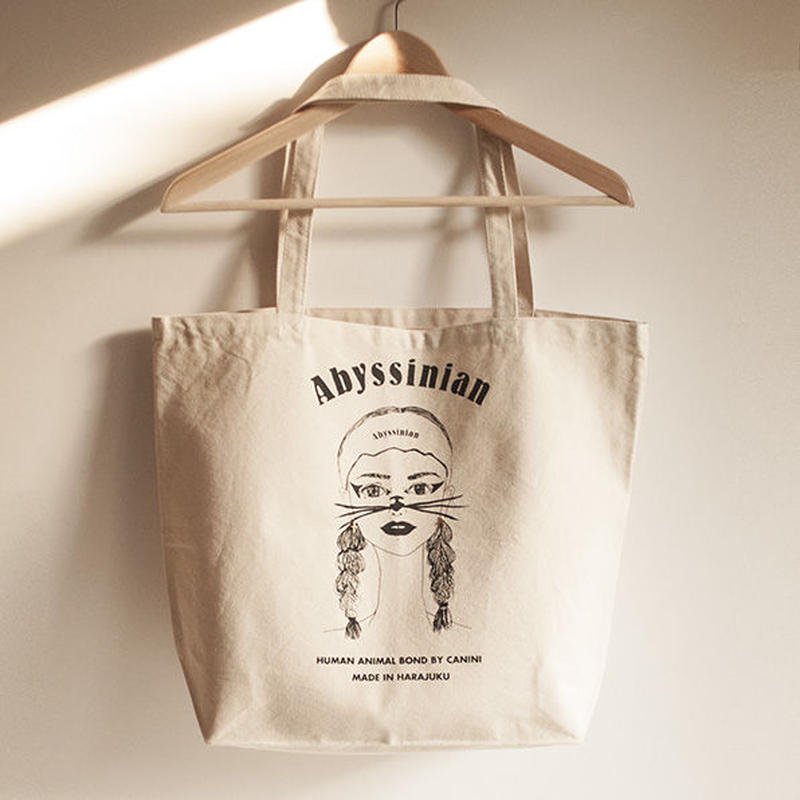 Abyssinian Tote Bag Lsize 2016